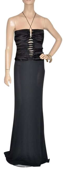Item - Black New with Tags Tom Ford For As Seen On Naomi Long Formal Dress Size 6 (S)