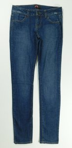Forever 21 Skinny Skinny Jeans-Medium Wash