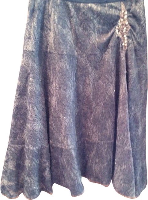 Item - and Gray Skirt Size 12 (L, 32, 33)