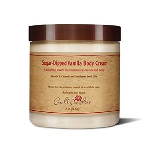 CAROL'S DAUGHTER Carol's Daughter Sugar Dipped Vanilla Body Cream 8 oz
