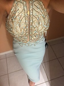 Terani Couture Prom Dress