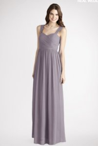 Donna Morgan Grey Ridge Bailey Dress