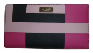 Kate Spade Kate Spade Shore Street Color Block Stacy Wallet