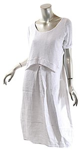 GERSHON BRAM short dress White on Tradesy