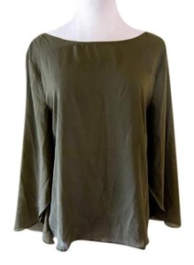 Alythea Top Olive Green