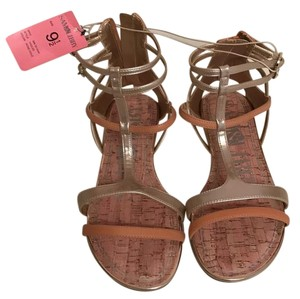 Sam & Libby Rose Gold Sandals
