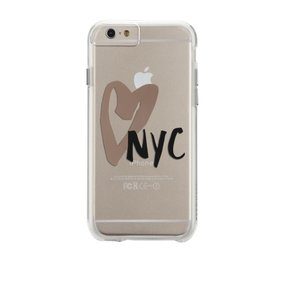 Case-Mate NIB iPhone 6/6s NEW YORK CITY PRINTS - I HEART NYC