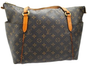 Louis Vuitton Diaper Weekend Gucci Tote in Monogram