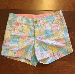 Lilly Pulitzer Dress Shorts Written in the Stars