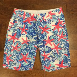 Lilly Pulitzer Bermuda Shorts She She Shells