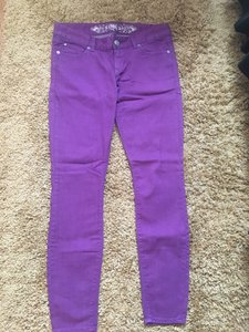 Express Colored Skinny Skinny Jeans