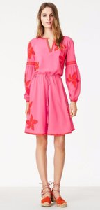 Tory Burch short dress Pink Elizabeth And James Dvf on Tradesy