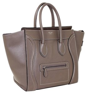 Cline Celine Luggage Celine Tote in Dune Taupe