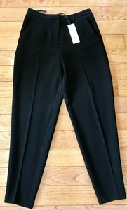 Topshop Trousers Size 4 Skinny Pants Black