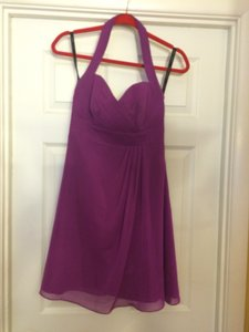 Alfred Angelo Violet 7172 Dress