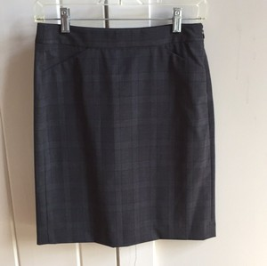 Theory Skirt Black/gray