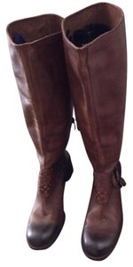 Vince Camuto Brown with black Boots