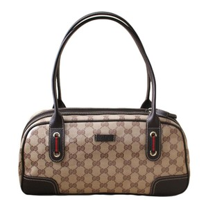 Gucci Crystal Princy Boston Hobo Bag