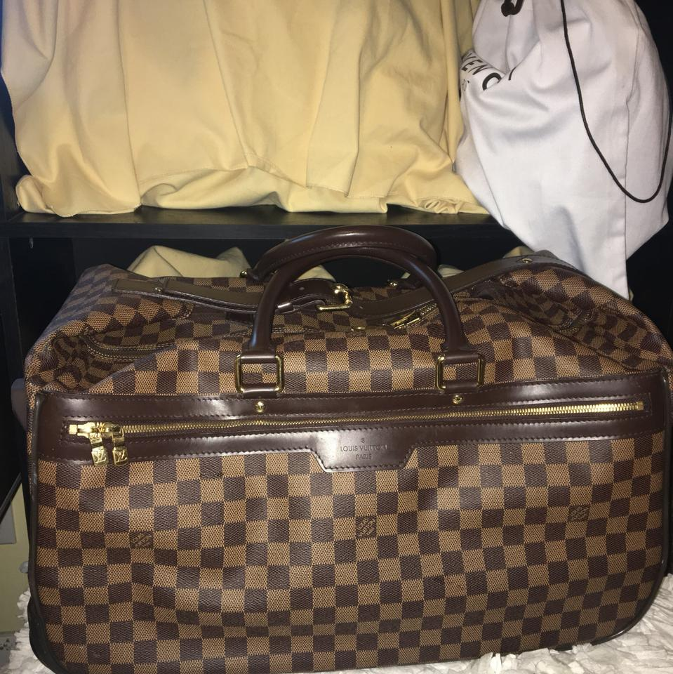 8e32542c0b13 Louis Vuitton Duffle Eole Lv 50 Rolling Luggage Carry On Weekend ...