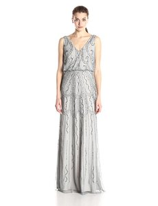 Adrianna Papell Bridesmaid Beading Gown Dress