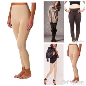 The Envy Boutique Brown & Khaki Leggings