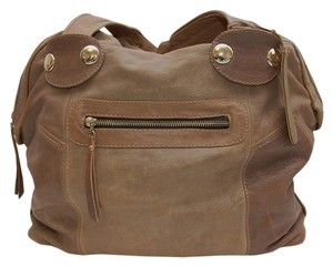 Gustto Setela Large Leather Shoulder Bag Shoulder Bag