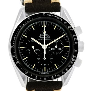 Omega Omega Speedmaster Vintage Steel Moon Watch Caliber 861 145.022
