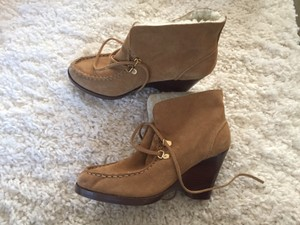 Michael Kors Ankle Brown Boots