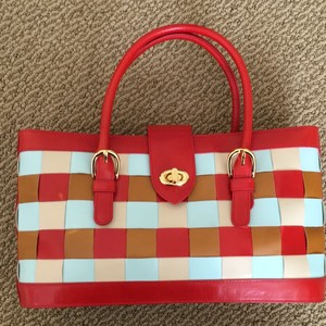 Cynthia Rowley Satchel in Multi
