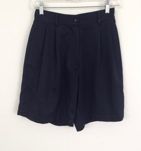 Ashworth Golf Shorts Navy Blue