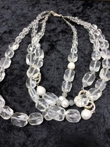 Silpada WHITE HEAT NECKLACE