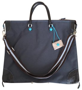 Gabor Denim Blue Travel Bag