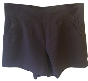 Francesca's Mini/Short Shorts Chocolate Brown