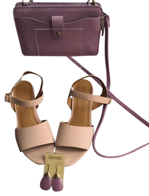 Item - Lavender Soft Purple Clutch Comes with Earrings Mules/Slides Size US 8 Regular (M, B)
