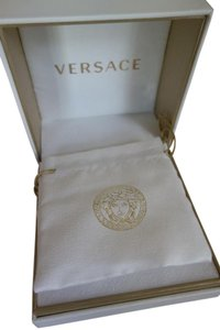 Versace Versace White Watch Box New