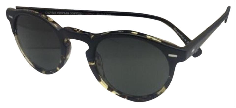 4c5997a8b1d1 Oliver Peoples OLIVER PEOPLES Sunglasses GREGORY PECK SUN 5217-S 1178 P1  Black- ...