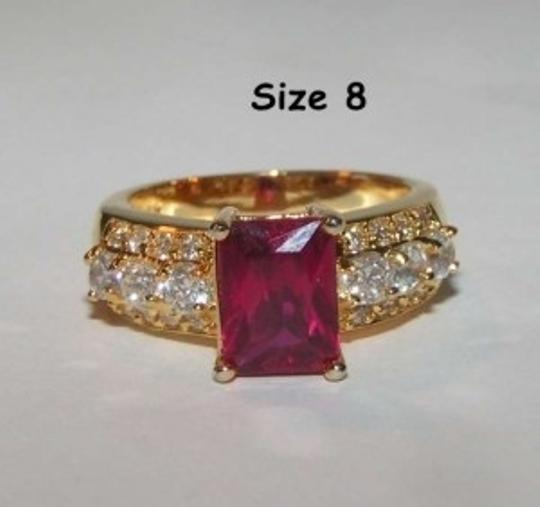 Yellow Gold Bogo Free Gemstone Fashion Free Shipping Ring