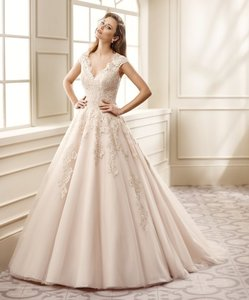 Eddy K Eddy K 2016 Lace & Tulle Wedding Dress