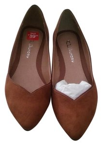 Chinese Laundry Brown Flats
