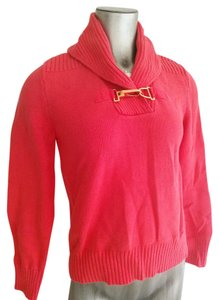 Chaps Gold Hardware 100% Cotton Sweater