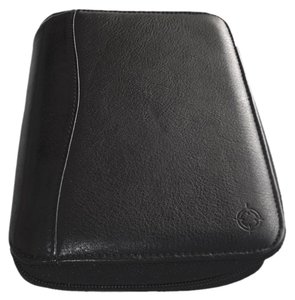 Franklin Covey Full Grain Nappa Leather Pocket Planner Binder Ziparound