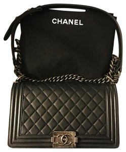 Chanel Le Boy Cross Body Bag
