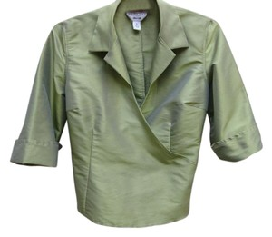 Talbots Top Sage Green