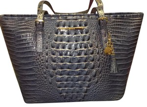 Brahmin Tote in Light Blue