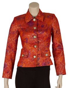 Dolce & Gabbana Orange Blazer