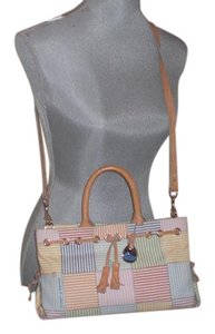 Dooney & Bourke And Tote Satchel in multi