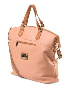 Valentina Leather Made In Italy Italian Satchel