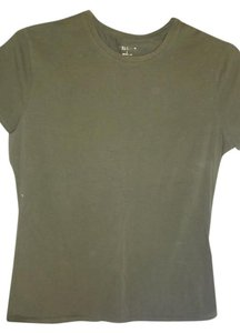 Mossimo Supply Co. Cotton Knit Short Sleeve T Shirt green