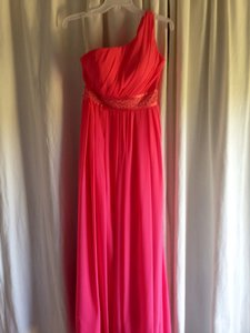 Bill Levkoff Coral Style Number 163 Dress