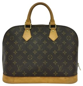 Louis Vuitton Lv Selvedge Pm Monogram Tote in Brown